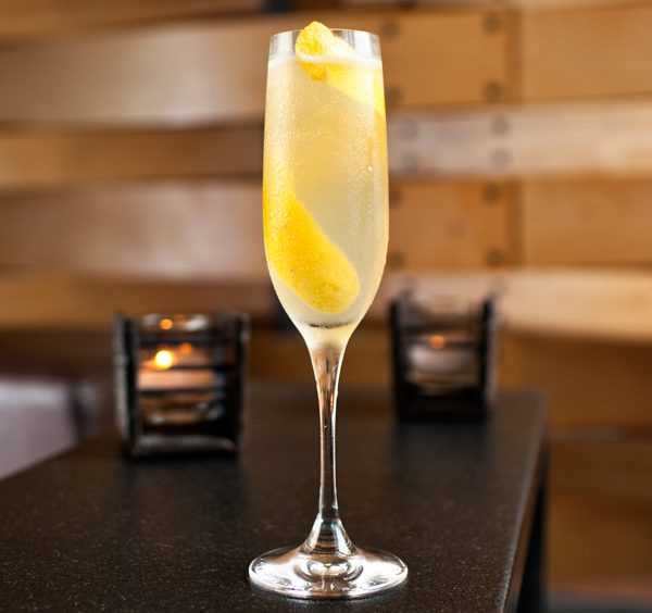 Wedding Cocktail Recipes - French 75