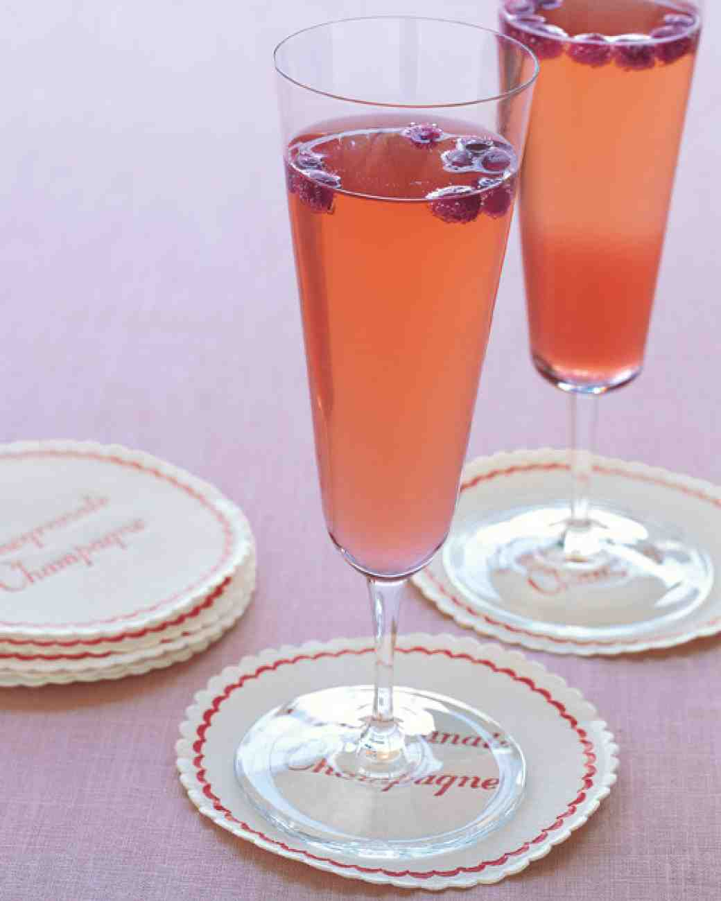 Wedding Signature Cocktail Recipes & Ideas
