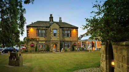 Rogerthorpe Manor Hotel, West Yorkshire Wedding Venue