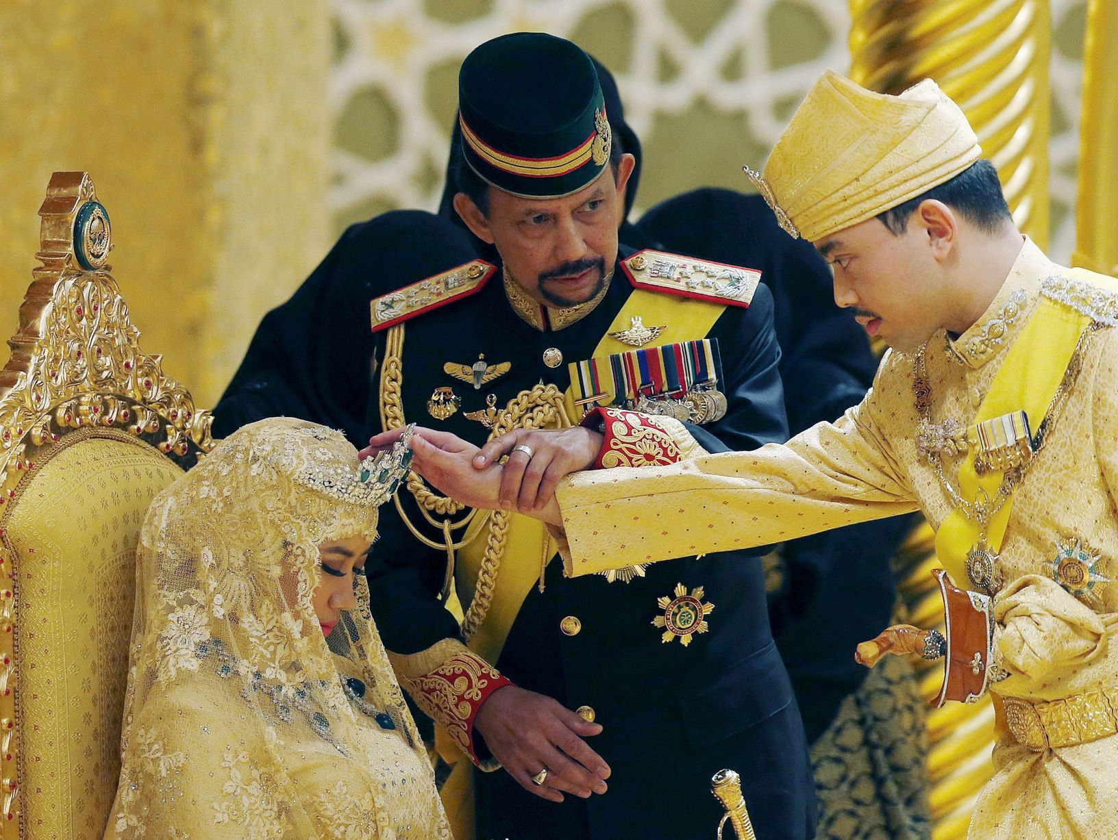 Wedding News: Sultan of Brunei's Son Celebrates Wedding