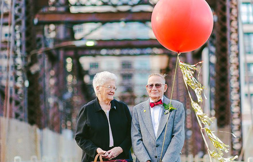 'Up' Inspired Wedding Anniversary Photo Shoot