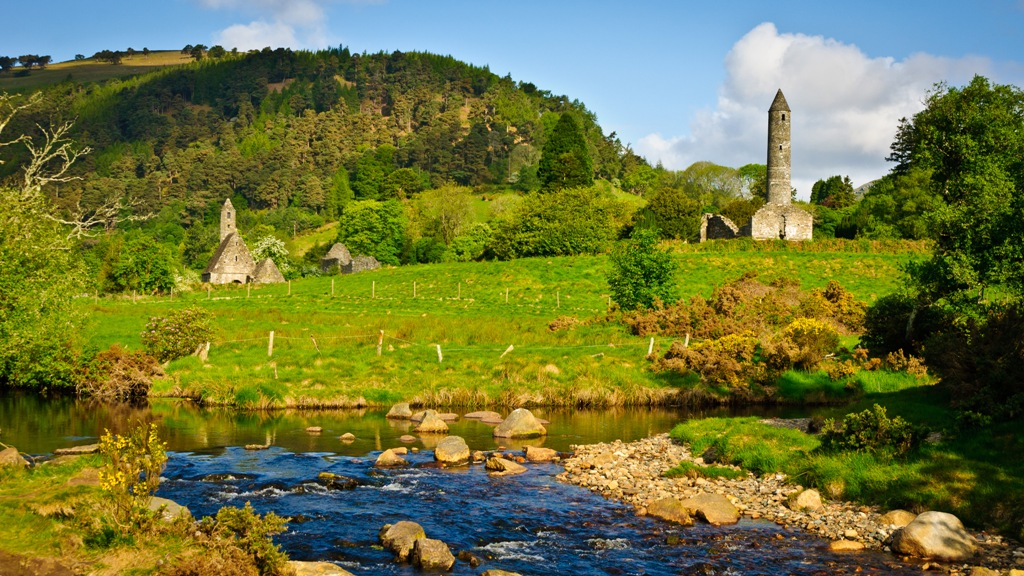 Staycation Honeymoon Destinations: Wicklow, Ireland