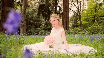 Real Wedding at Tylney Hall Hotel Venue Hampshire