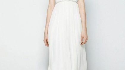 Nicole Miller's Spring 2015 Bridal Collection