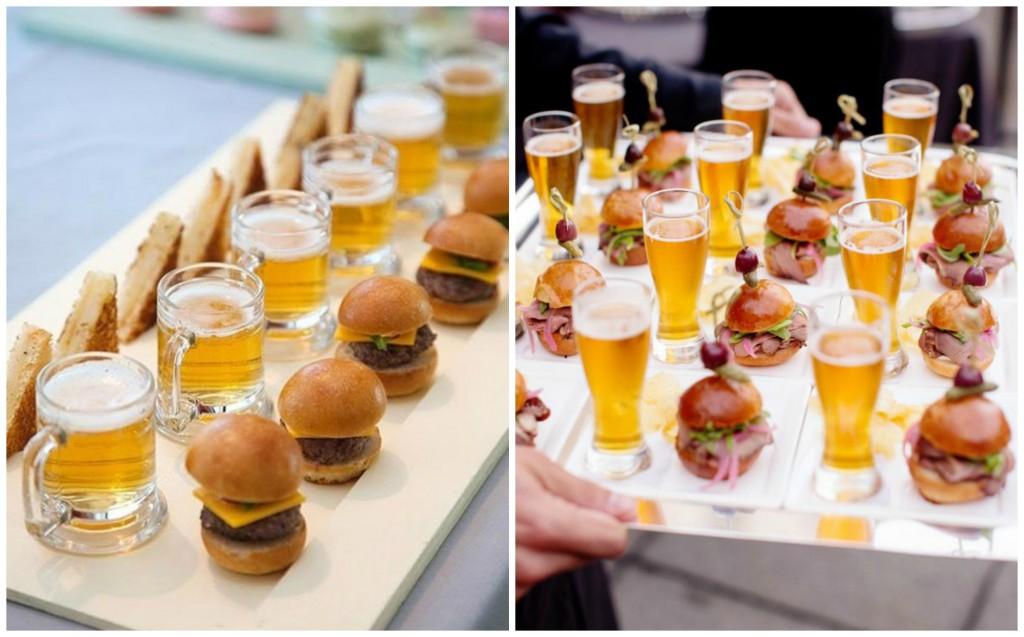 Burger & Beer Station