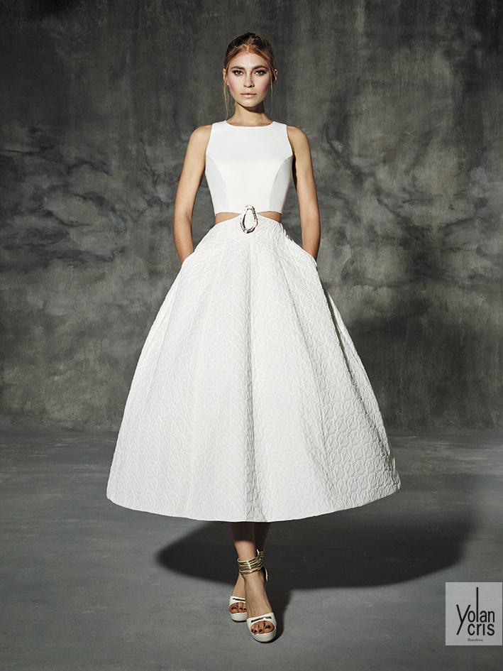 YolanCris Romantic Couture Bridal