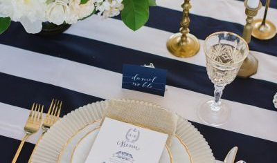 Nautical Wedding Theme