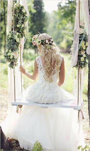 Quirky Garden Props For Your Outdoor Wedding Weddingdates