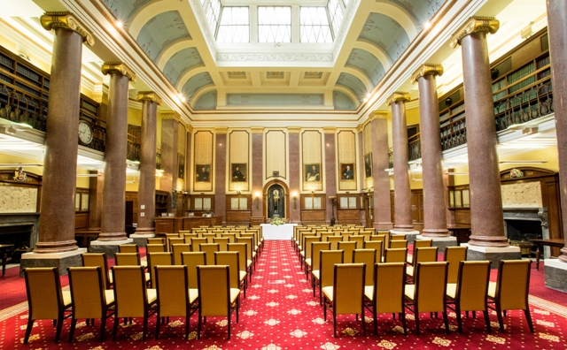 The Reading Room At The Law Society