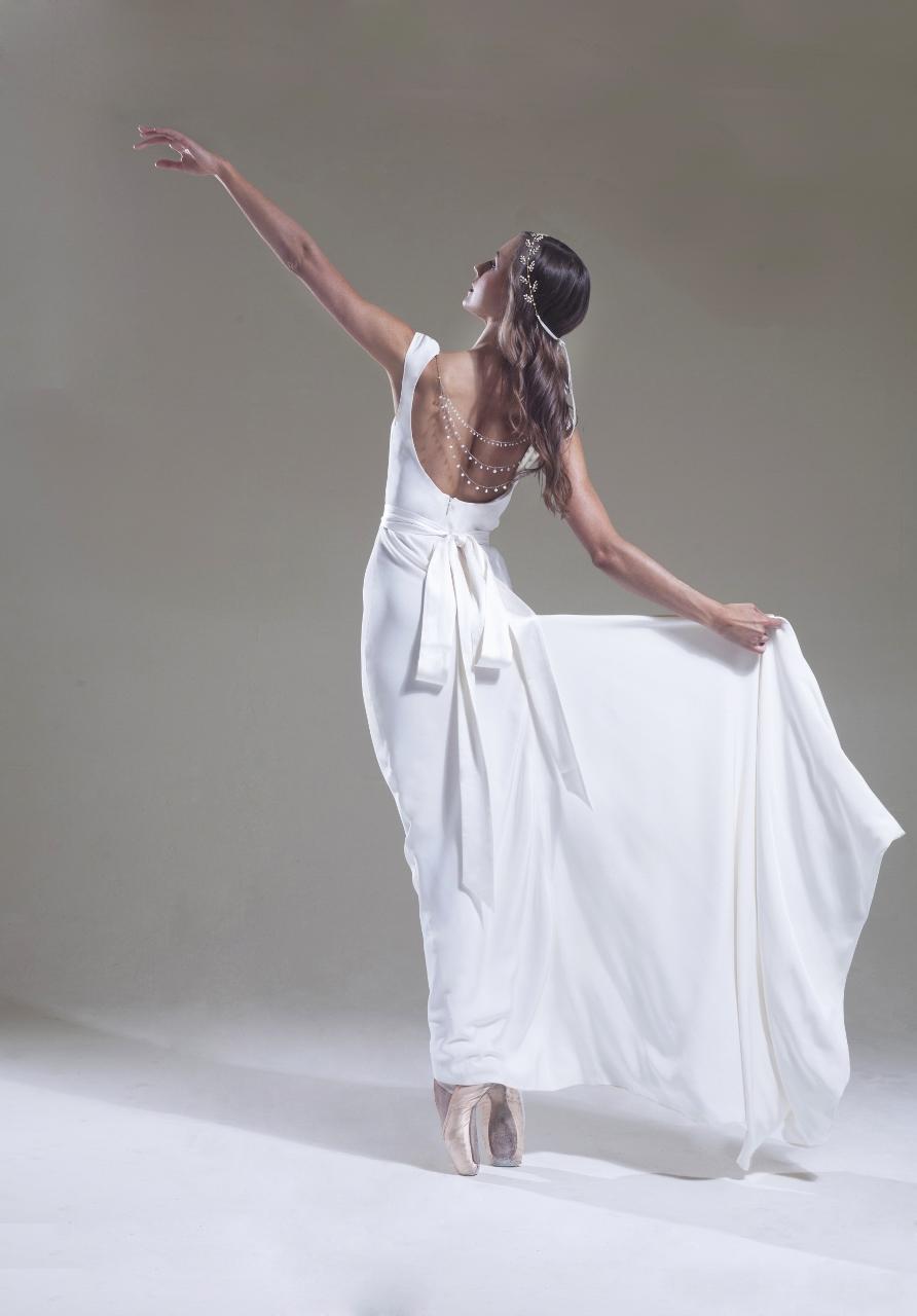 Float Away In Understated Elegance – Sabina Motasem