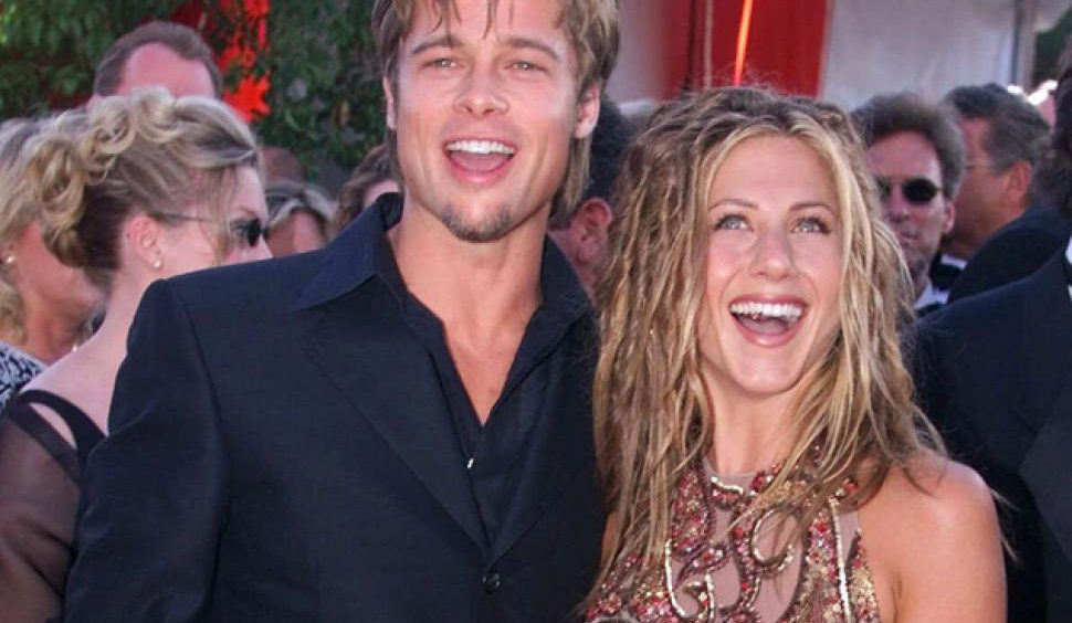 Jennifer Anniston & Brad Pitt - Our most shocking of celebrity splits