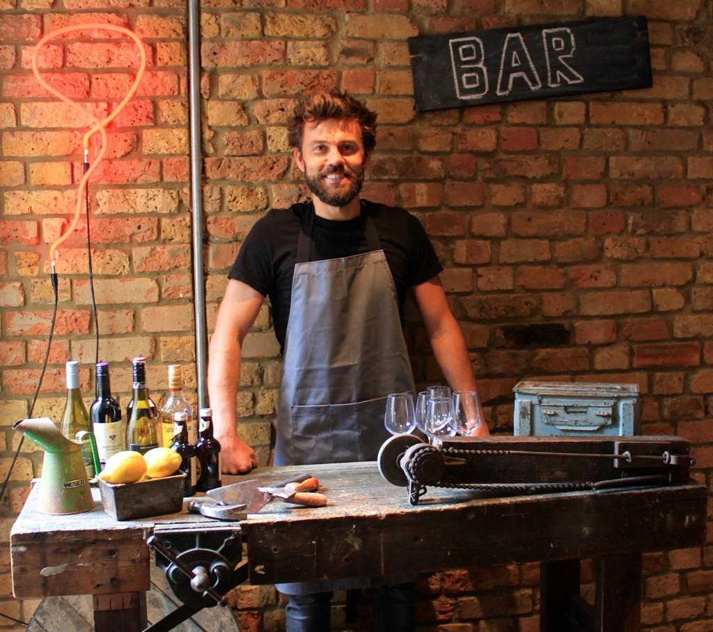 Workbench Bar