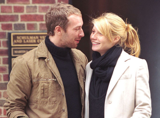 Gwyneth Paltrow & Chris Martin
