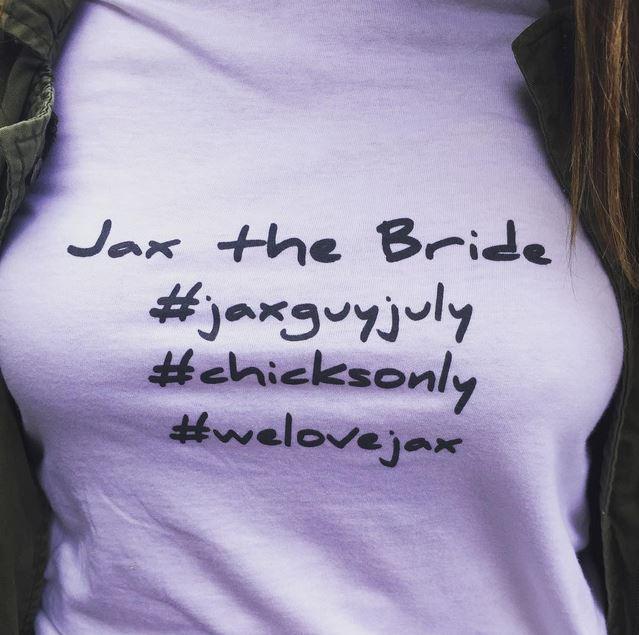 Bride Jacqui
