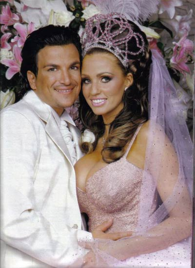 Peter & Jordan's Pink Wedding