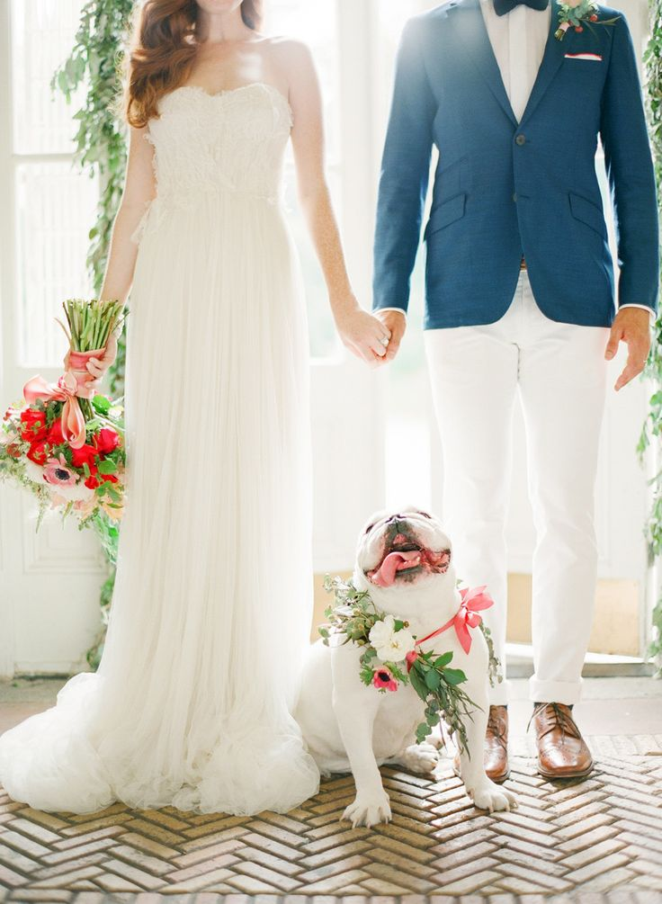 Ways to Include Your Pet at Your Wedding