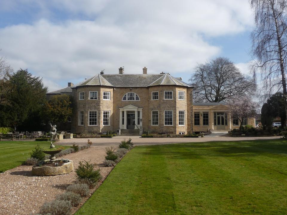 Washingborough Hall