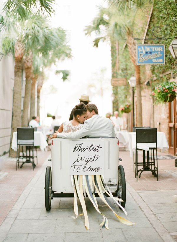 7 Eco-Friendly Ideas For The Green Bride