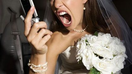 Top 10 Ways To Avoid Being A Bridezilla