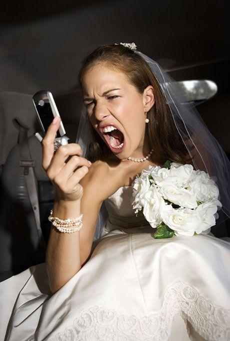 Top 10 Ways To Avoid Being A Bridezilla