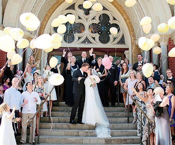 Live-stream your wedding