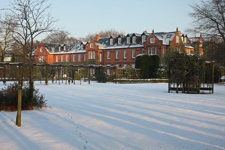Nunsmere Hall - Winter Wedding Venues