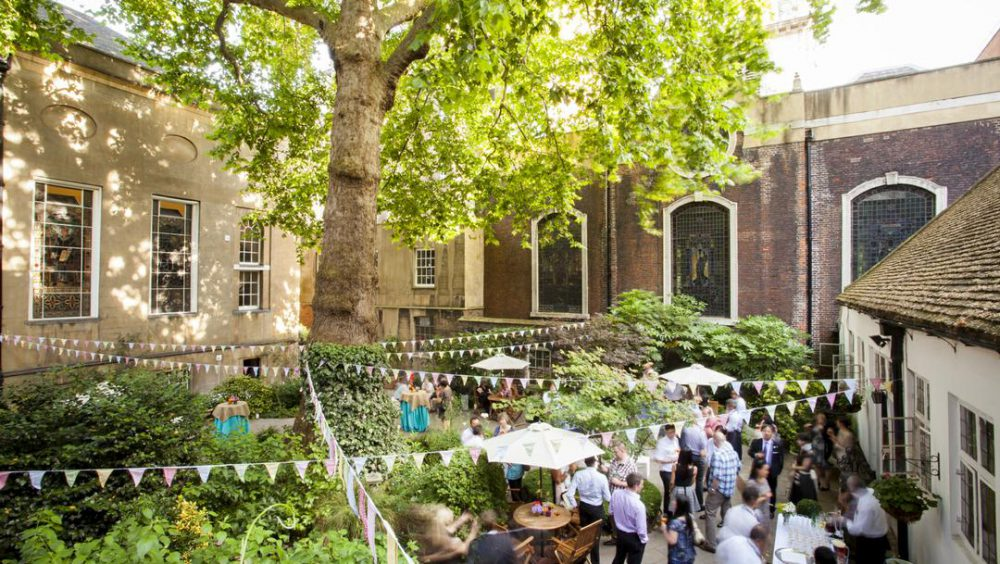 Out-of-the-ordinary wedding venues