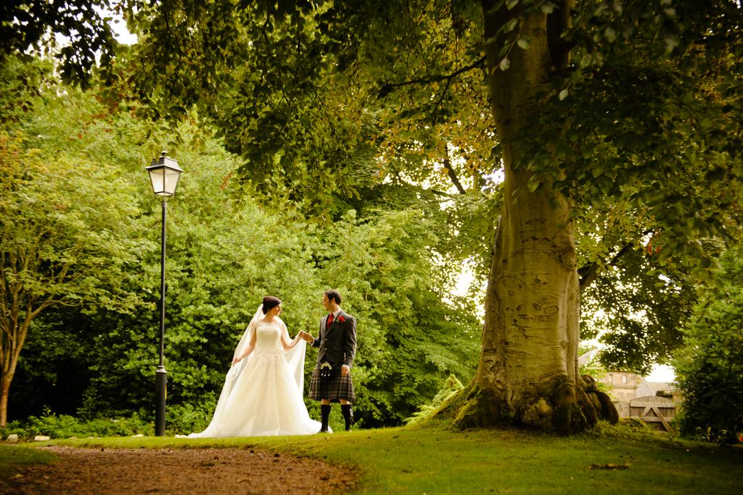 The Newton Hotel - October Wedding Events