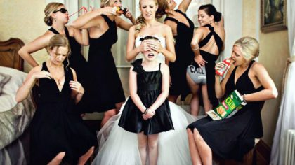 Mistakes Of A First-Time Bridesmaid
