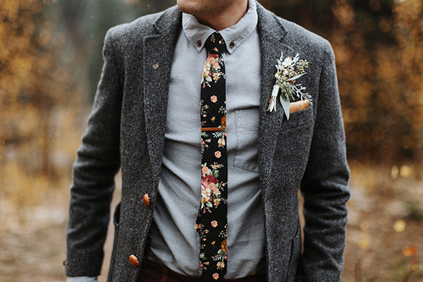 5 Subtle Ways To Quirk Up Your Groom Suit