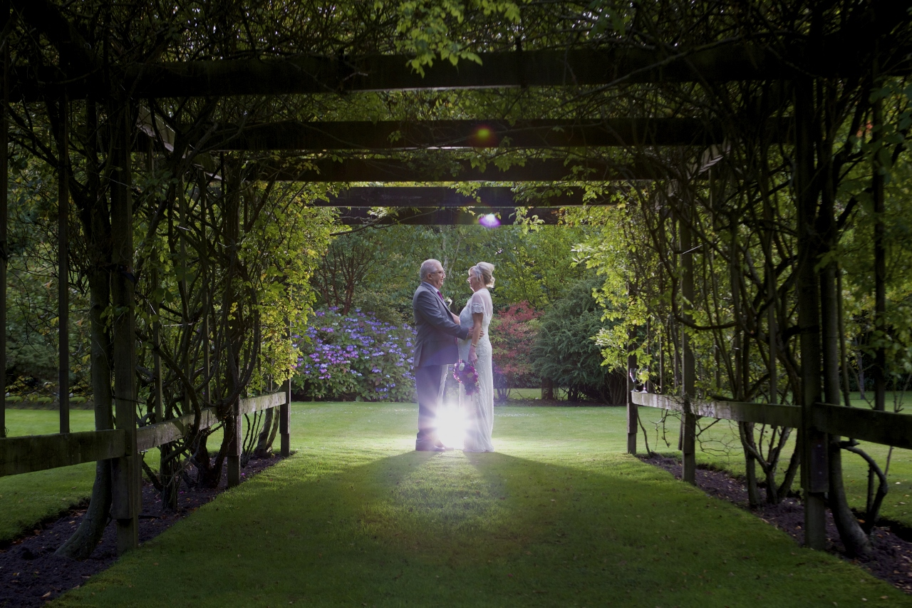 Autumn Sunshine: Mr & Mrs Jones At Nunsmere Hall