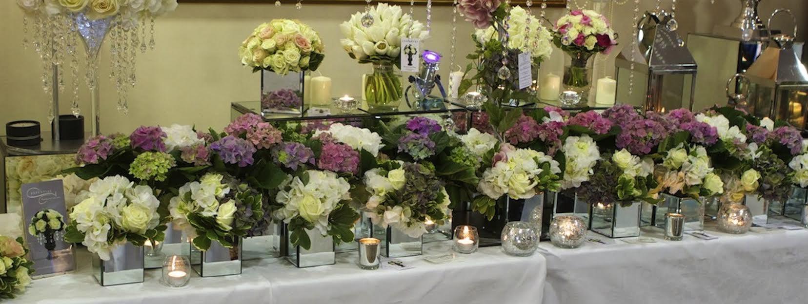 Luxury Wedding Show at The Luton Hoo Hotel, London. February 26th 2012.
