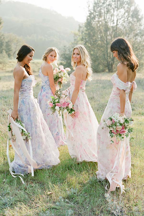 5 Bridesmaid Dress Trends That Are On Point For 2016