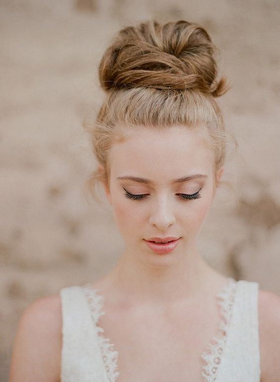 Natural Bridal Make Up