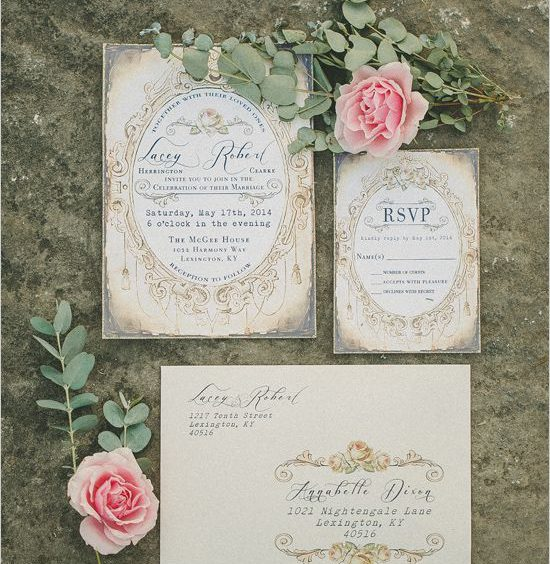 Wedding Invites & RSVPs