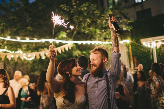 4 Things To Do Before Booking Wedding Fireworks
