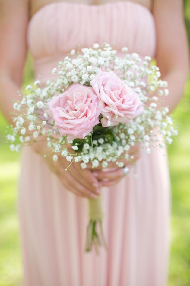 19 Soft & Simple Baby's Breath Wedding Ideas