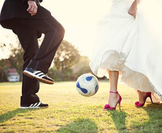 Soccer Wedding Venues