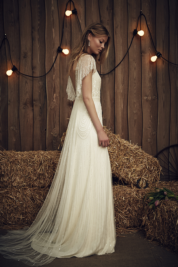 Dolly Ivory - Jenny Packham 2017 Bridal Collection