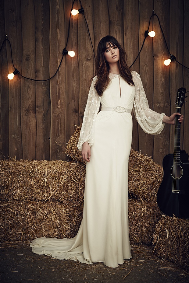 Heather - Jenny Packham 2017 Bridal Collection