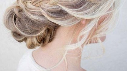 Braid Hair Styles - via So Dazzling