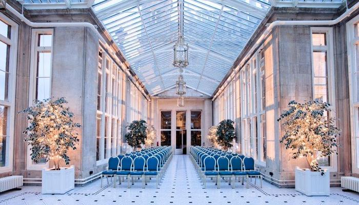 Winter Wedding Venues - Stoke Rochford Hall