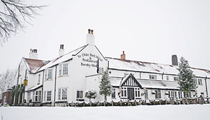 Ye Olde Bell Hotel