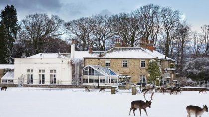 9 Magical Winter Venues </br> &#8211; That Have Us Dreaming Of A White Wedding