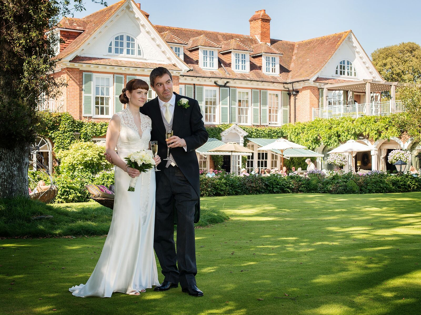 Wedding Venue Of The Month – Chewton Glen