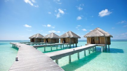 Top 5 Naturally Beautiful Island Honeymoon Destinations