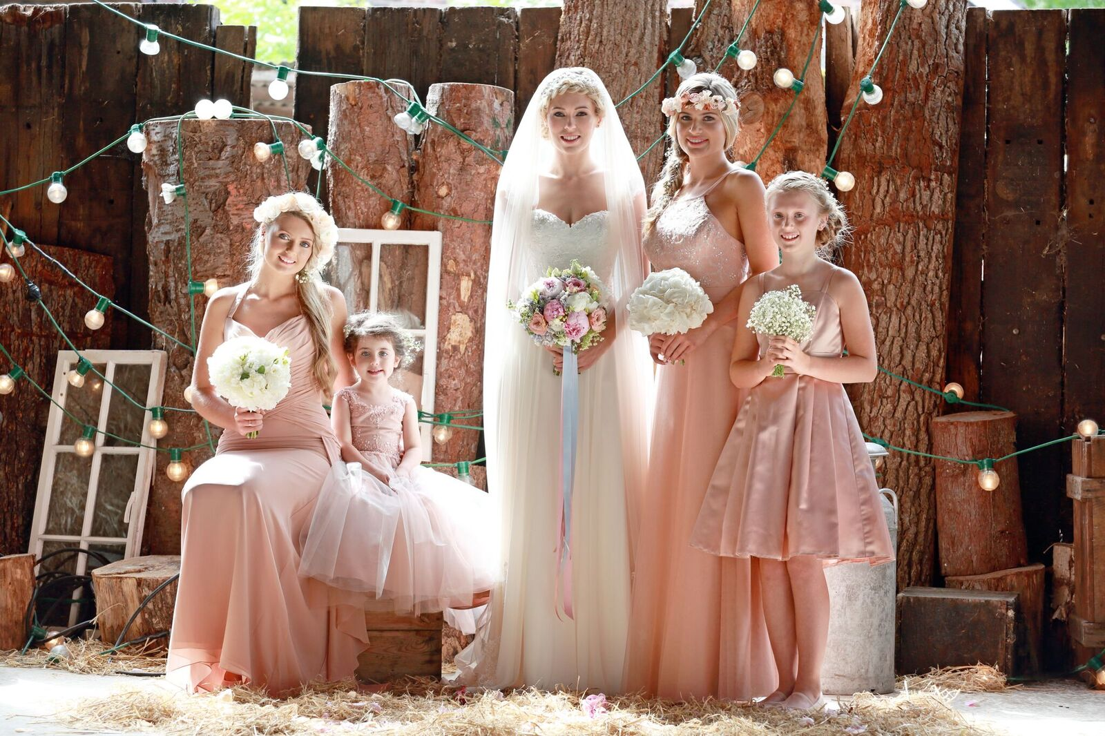 Amanda Wyatt Bridesmaid Collection