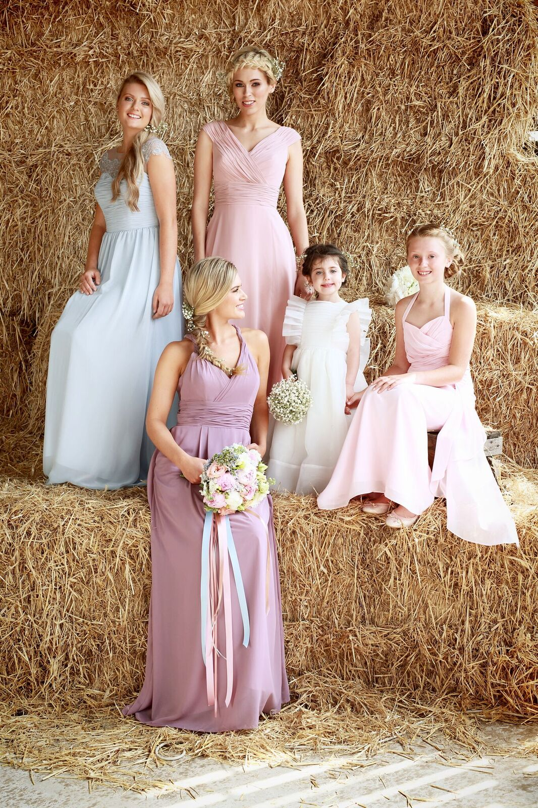 Amanda Wyatt Bridesmaid Collection