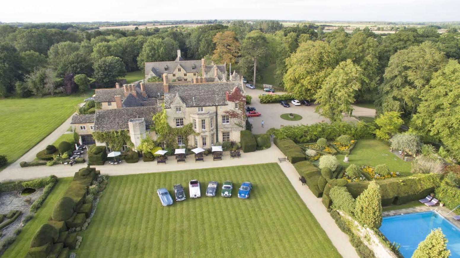 The Manor Weston