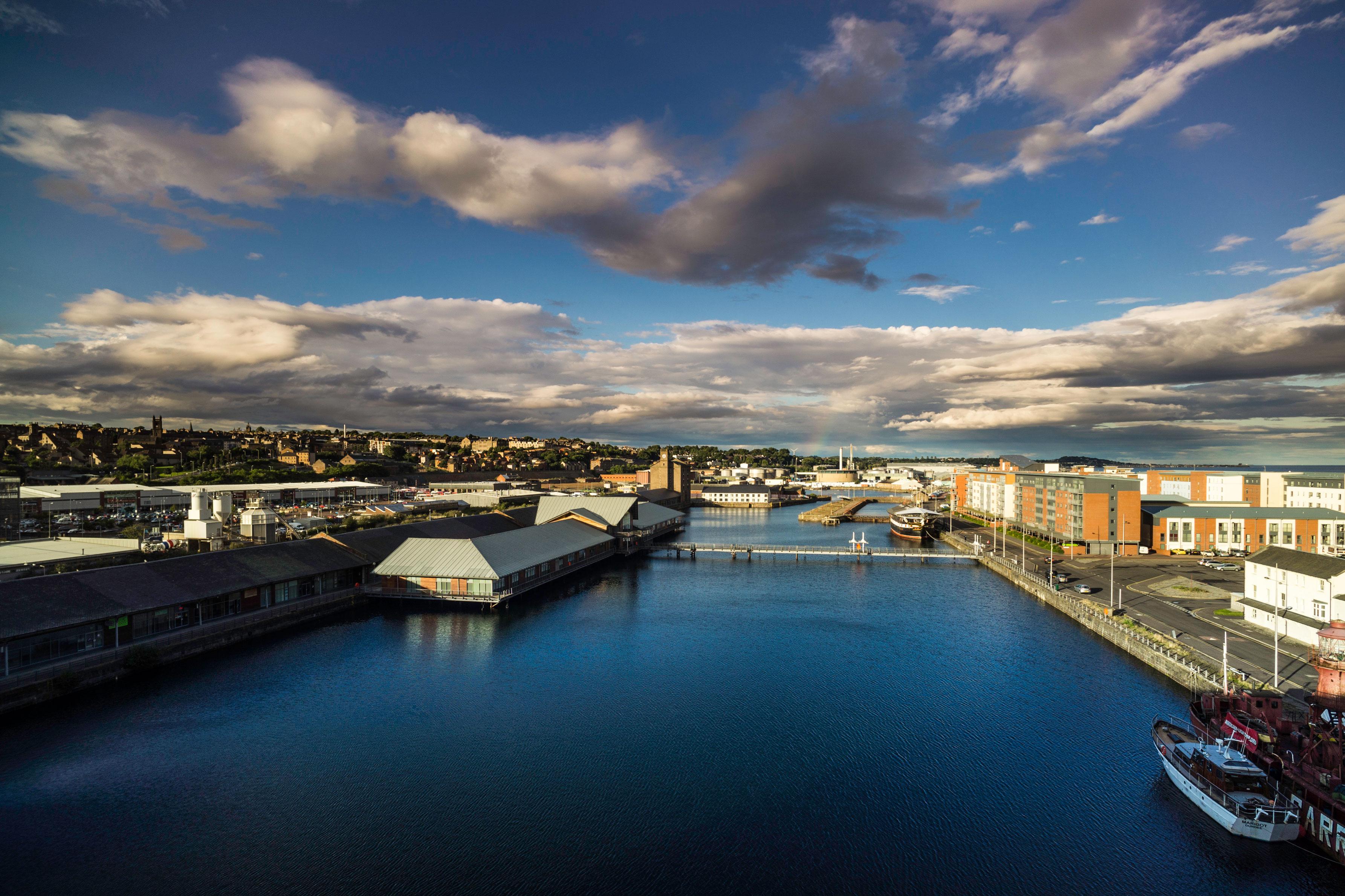 Apex City Quay Dundee